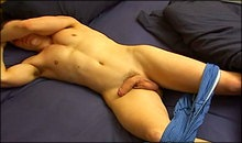 boyspycam_sleepingboy gets undressed